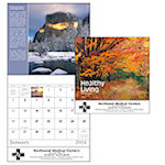 Healthy Living Wall Calendars